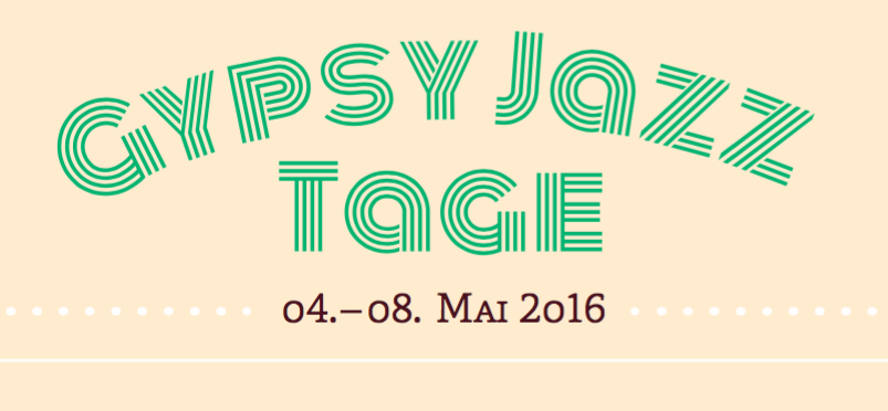Gypsy Jazz Tage im Fraunhofer